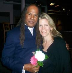 Reverend Michael Bernard Beckwith & Wendy Silvers