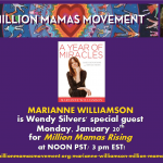 round corners Marianne Williamson